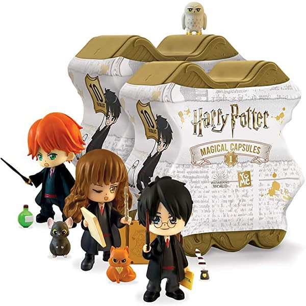 Harry Potter- Magical Capsules series 1